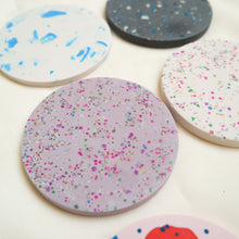 Load image into Gallery viewer, Sample Sale: Round Coasters Batch 1