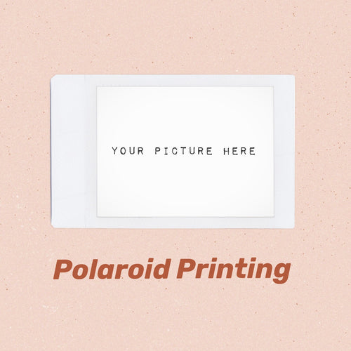 Add-on Polaroid Printing