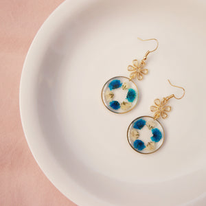 *PREORDER* Flora-go-round Dangle Earrings