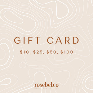 rosebel.co Gift Card