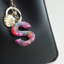 Load image into Gallery viewer, (Instock) Ink Drop Bag Charm