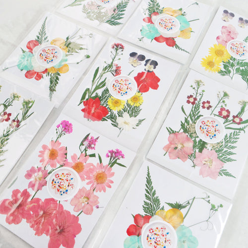 Pressed Flower Sets