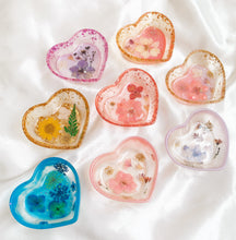 Load image into Gallery viewer, Floral Heart Bowl #7