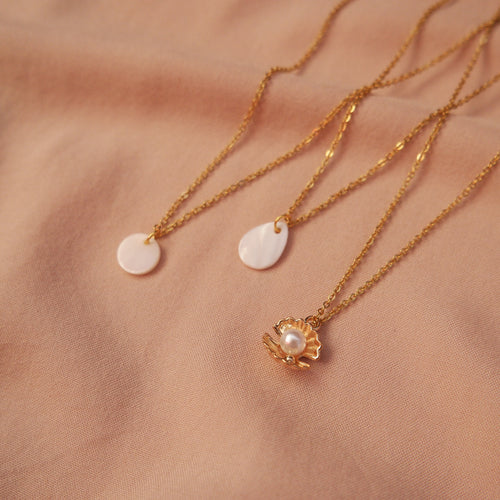 Beach Day Trio Necklace