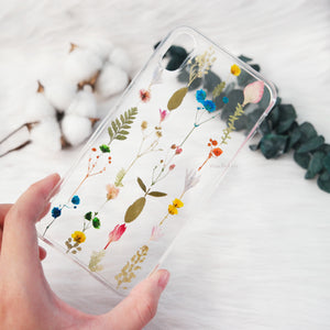 (Instock iPhone XS Max) Floral Vines