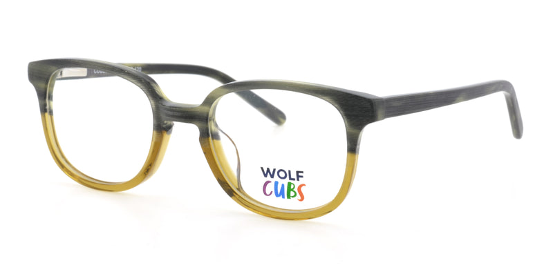 Children's Glasses - Wolf Cubs
