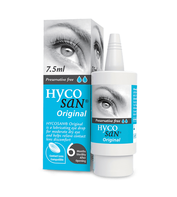 Hycosan Original Dry Eye Drops