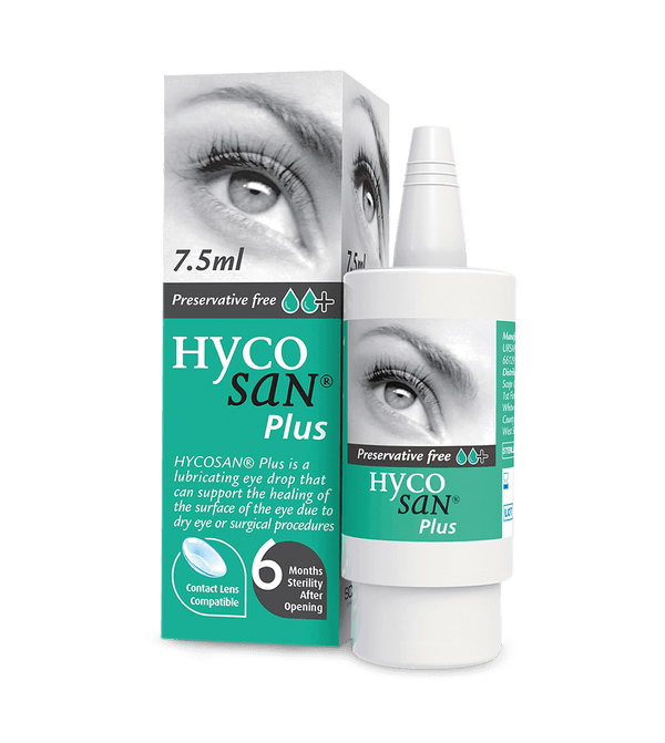 Hycosan Plus Dry Eye Drops