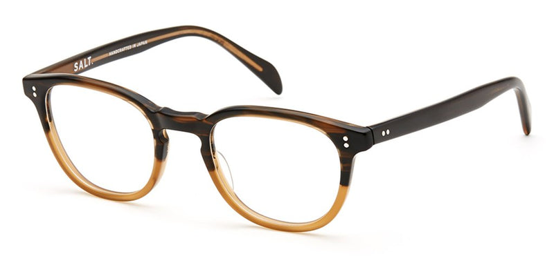 SALT. Glasses Ned Matte Spice Brown Gradient