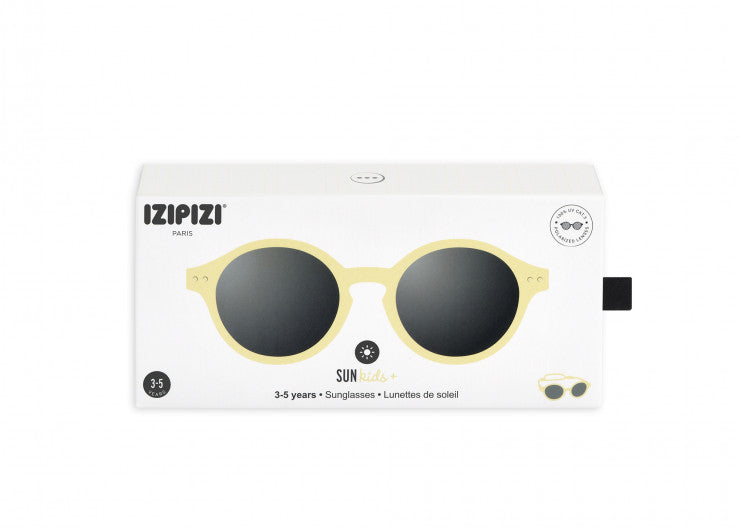 Izipizi Kids Plus Lemonade Sunglasses