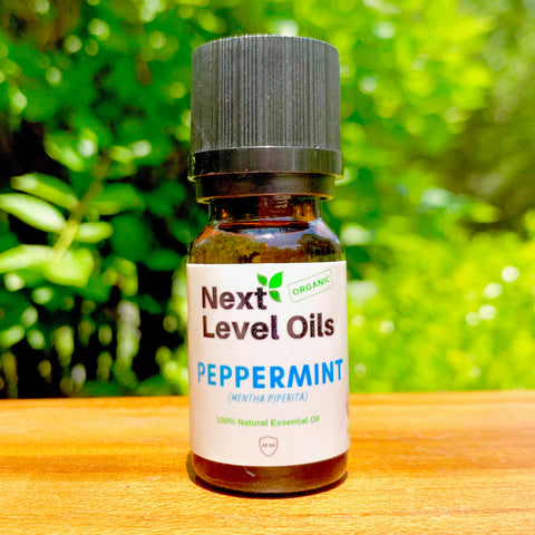 Image of Peppermint Organic Essential Oil