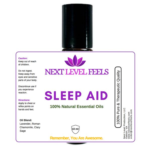 Sleep Aid Roll-On