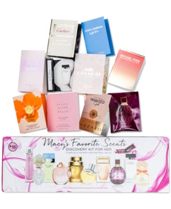 Macy's 11-Pc. Fragrance Discovery Set For Her