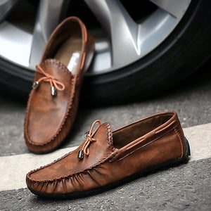 Why Wear Men's Moccasin Loafers?