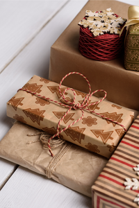 Christmas Gift Wrap and Accessories