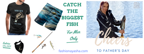 Fashion Ayasha Fathers Day Fishing Competition