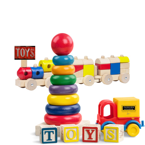 Toys by Fashion Ayasha
