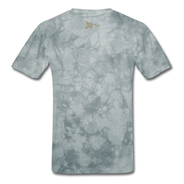 Men's T-Shirt Brand New With Tag - grey tie dye