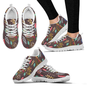 Floral Women's Sneakers