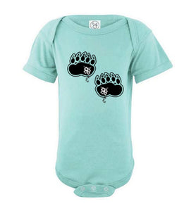 Baby Bodysuit Short Sleeve