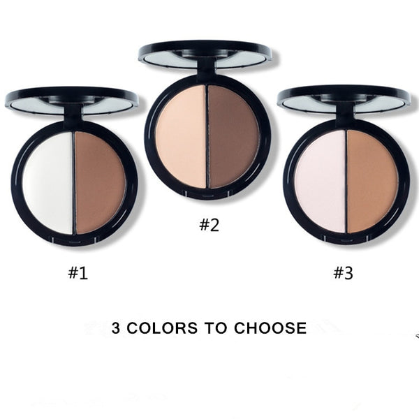Natural Contour Bronzer Duo Color