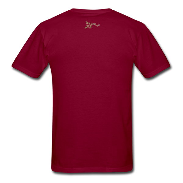 Men's T-Shirt Brand New With Tag - burgundy