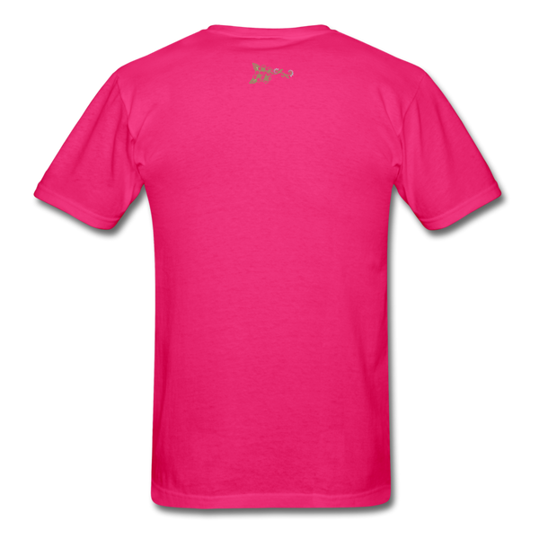 Men's T-Shirt Brand New With Tag - fuchsia