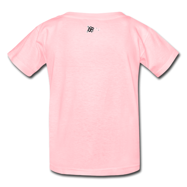 Straight Outta Rez Kids' T-Shirt - pink