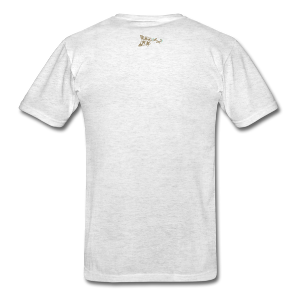 Men's T-Shirt Brand New With Tag - light heather grey