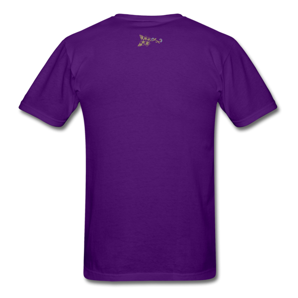 Men's T-Shirt Brand New With Tag - purple