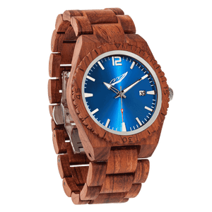 Men's Kosso Wood Watch