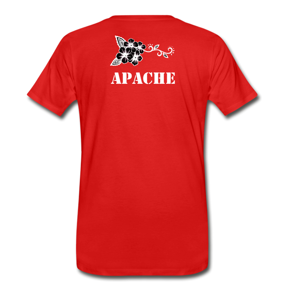 We Still Exist Thunderbird Apache Men's Premium T-Shirt - red