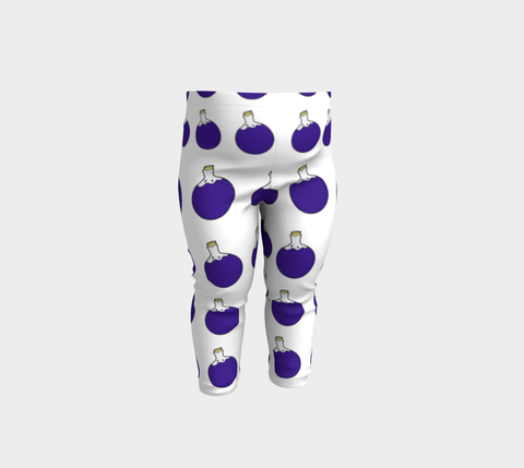 Halloween Witch's Potion Baby Leggings
