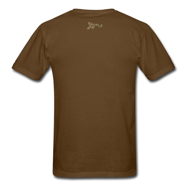 Men's T-Shirt Brand New With Tag - brown