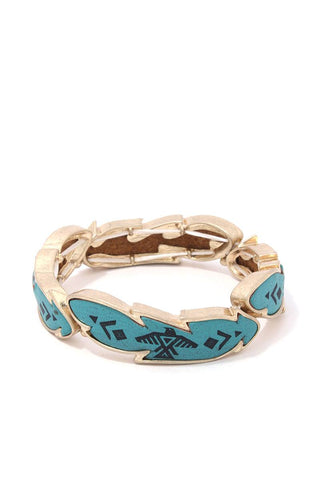 Thunderbird Stretch Bracelet