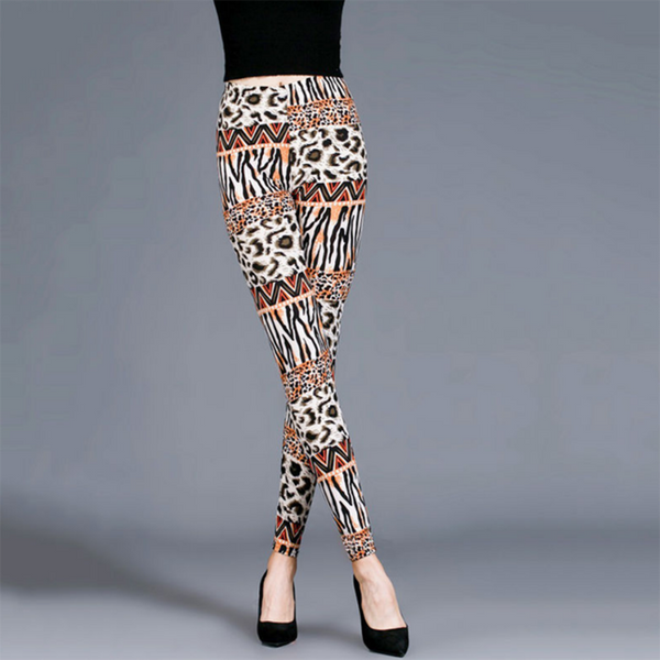 Women's Leopard Print Leggings