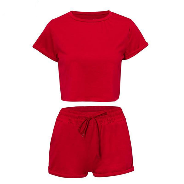 Women's Summer Romper Set