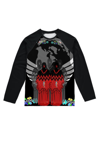 MMIW Classic Baseball Long Sleeve T-Shirt