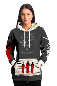 MMIW Red and Black Birch Unisex Hoodie