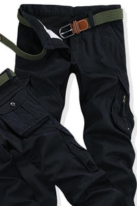 Men's Winter Cargo Pants