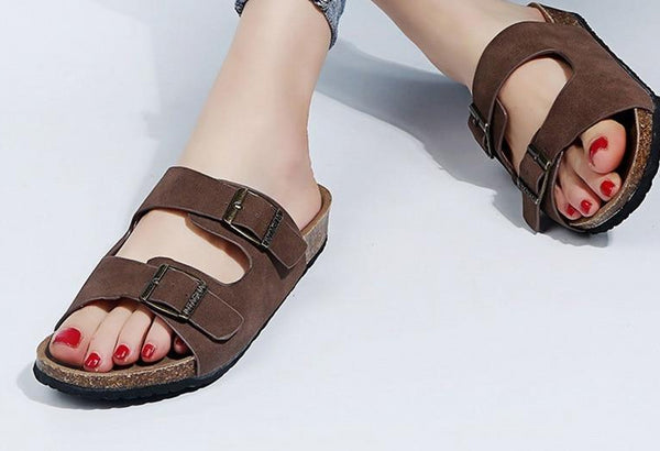 cute women's summer sandals