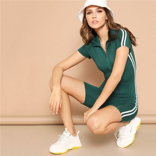 Women's Sports Jumpsuit Romper