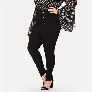 Plus Size Women's Pants