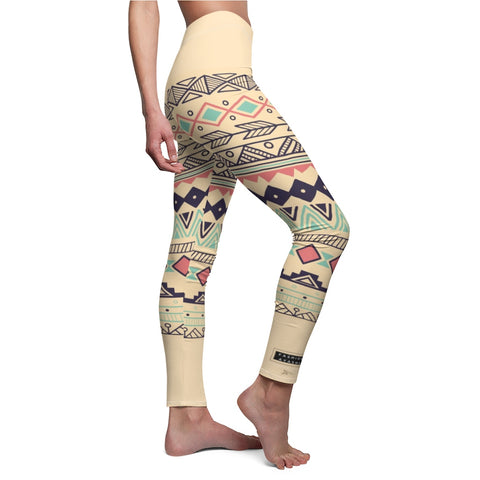 Women's Native American Style Leggings