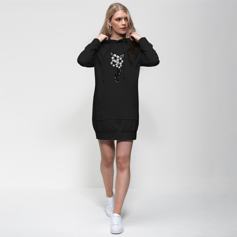 Fashion Ayasha Premium Adult Hoodie Dress
