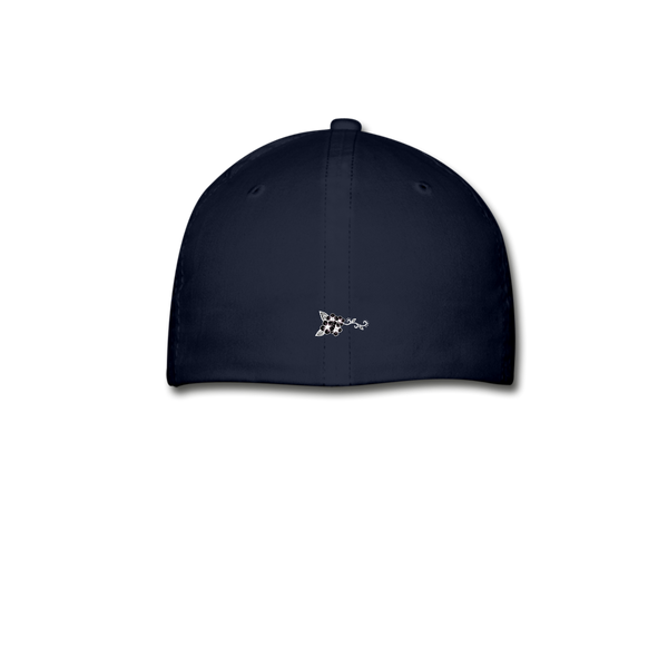 Straight Outta Rez Baseball Cap - navy
