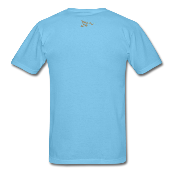 Men's T-Shirt Brand New With Tag - aquatic blue
