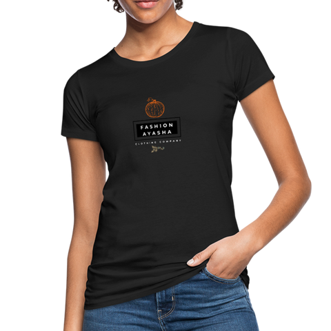 Women's Organic T-Shirt - black