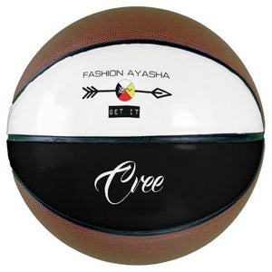 Cree Fashion Ayasha Sports Logo Basketball