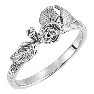 Unique Floral Inspired Ring